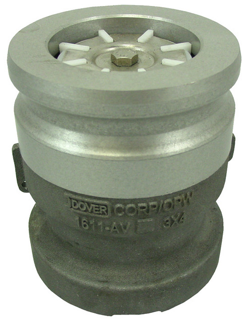 OPW 4 in. Brass Vapor Recovery Adapter