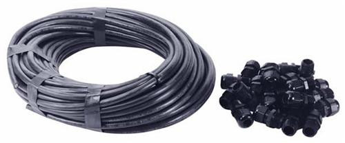 Franklin Fueling Systems Six Compartment Wiring Kit w/ 100 ft. Cable & 30 Water Tight Fittings
