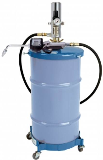 Liquidynamics 5:1 Complete Oil System w/ Electric Pint Meter