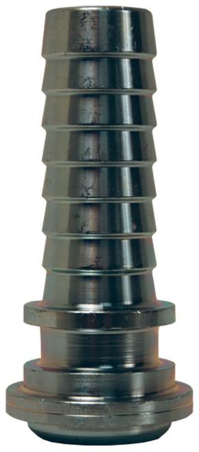 Dixon GJ Boss Ground Joint Seal Stem - 1/4 in. Hose Shank