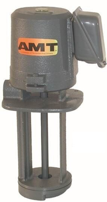 AMT Immersion Coolant Pump, Cast Iron, 1/8 HP, 1 Phase, 115/230V - IMM - 0.38 - 115/230 1PH - .7/.35 - 1/8