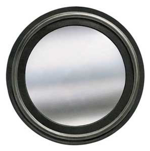 Rubber Fab 4 in. Tri-Clamp® Orifice Plate Gaskets - Platinum Silicone - 4 in. - Platinum Silicone