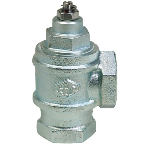 Franklin Fueling Systems 1 1/2 in. NPT Anti-Siphon Valve for Above Ground Tank (0 to 5 ft. Head Pressure Range)