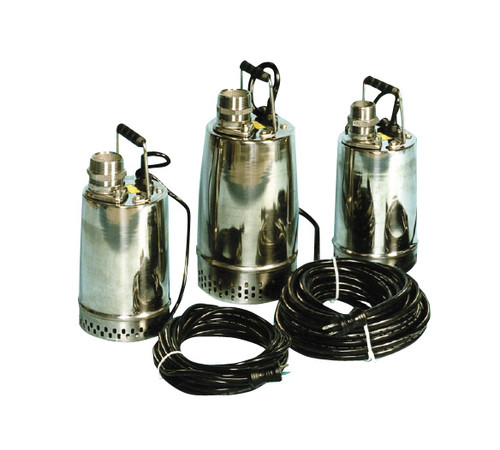 Gorman-Rupp 1/2 HP AMT Submersible Pump & Float Switch - 65 GPM - 1/2
