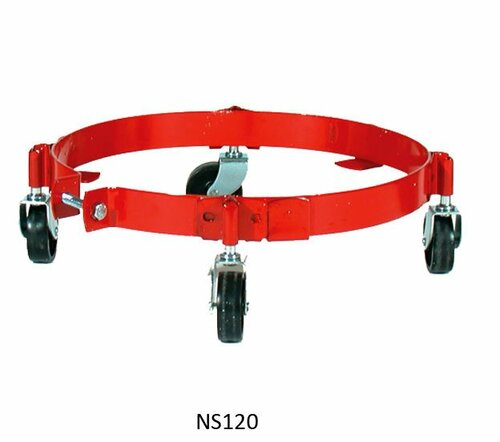 National Spencer 15 to 16 Gallon Drum Dolly with Phenolic Casters