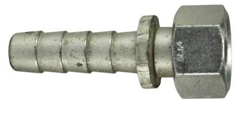 Dixon Plated Steel Spray Hose Coupler 3/4 in. Female GHT x 3/8 in. Hose Shank