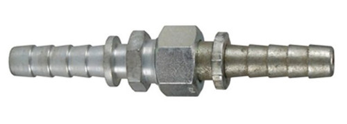 Dixon Plated Steel Spray Hose Complete Coupler 1/2 in. NPSM Thread x 1/2 in. Hose Shank