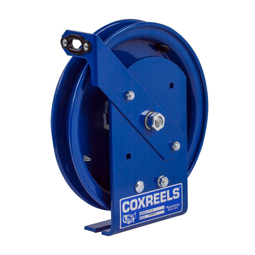 Coxreels SDL-50 Static Discharge Spring Driven Cable - Reel Only (50 ft. Capacity)