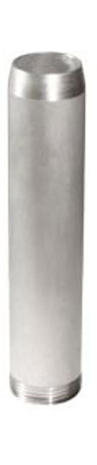 Aluminum Threaded Nozzle Tubes - 1-1/4 in. NPT - 1-5/8 in. - Aluminum