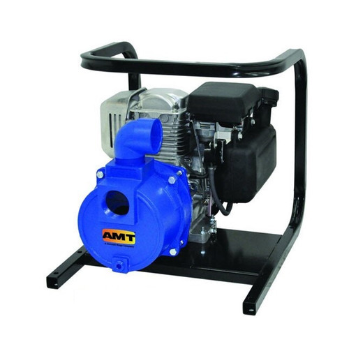 AMT  339095 3 in. Cast Iron Solids Handling Pump