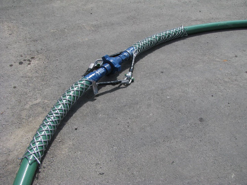 """American Iron Works Whip Stops - 1 7/8"""" - 2 3/8"""" - 41"""" - 11"""" - 52"""" - 18,000 lbs."""