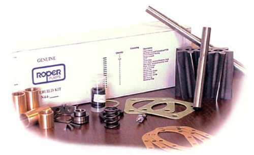 Roper Pumps 3600 Series Rebuild Kits - 3611 HB - Standard Kit - Carbon