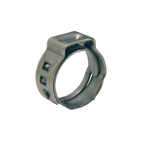 Dixon 13/16 in. Stepless Ear Clamps - 100 QTY