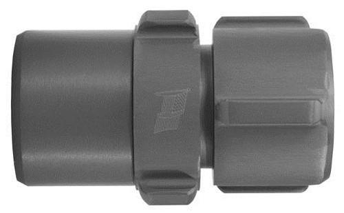 Dixon Powhatan 2 1/2 in. NPSH Aluminum Expansion Ring Rocker Lug Coupling for Single Jacket - 2 13/16 in. Bowl Size
