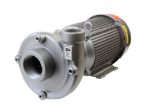 AMT 315098 Heavy Duty Stainless Steel Straight Centrifugal Pump