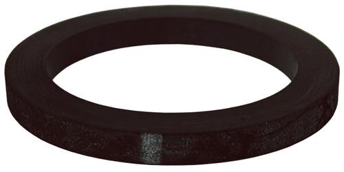 Dixon 2 1/2 in. Ethylene Propylene Cam & Groove Gasket (Black)