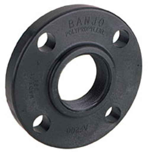 Banjo 150# 3 in. Female Thread ANSI Flange