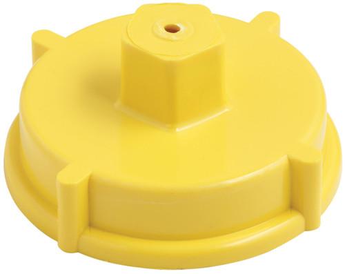 Dixon Powhatan 2 1/2 in. NH(NST) Plastic Hydrant Cap