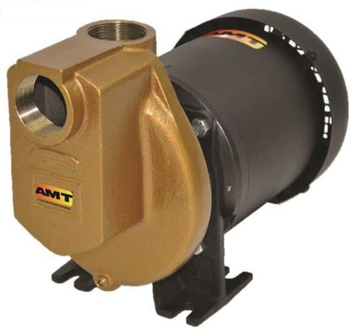 AMT 389197 Bronze Self-Priming Centrifugal Chemical Pump
