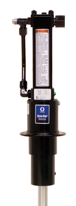 Graco Hydraulic Power-Star 1:1 Bulk Oil Transfer Pump