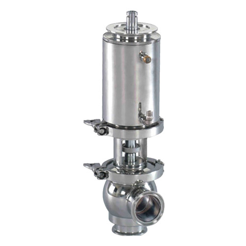 Cipriani Harrison Valves Corp. 810 Series Shut-Off Valves - T Body
