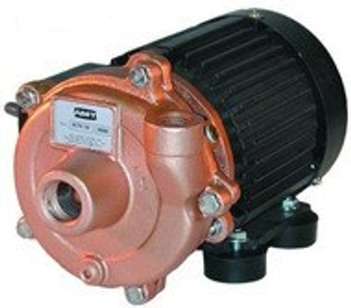 AMT/Gorman Rupp 10 GPM Bronze Centrifugal Marine Pump