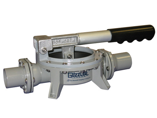 Bosworth GH-0500D Horizontal Guzzler Hand Pumps - 1 1/2 in. Smooth