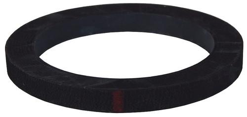 Dixon 4 in. Neoprene Cam & Groove Gasket (Black)