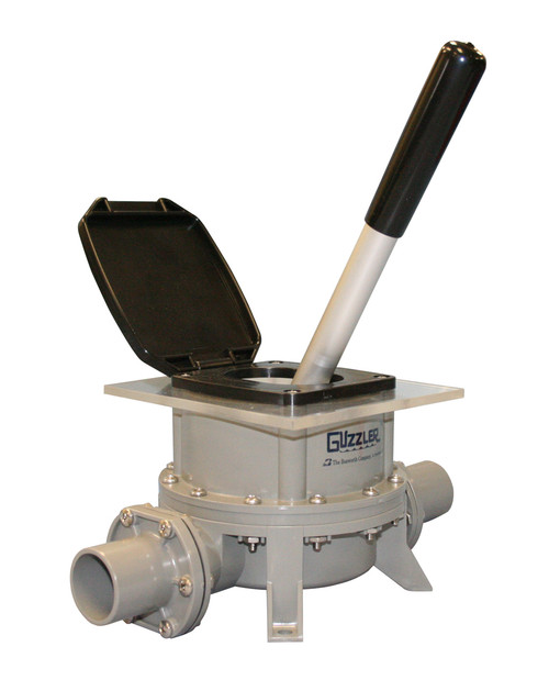Bosworth GH-M500D Guzzler Flush-Mount Hand Pump - 1 1/4 in. FNPT