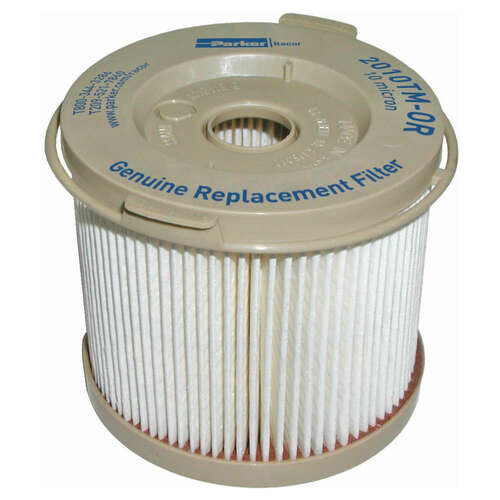 Racor 10 Micron Turbine Series Replacement Filter Element - 500-75500
