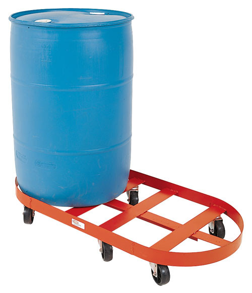MECO 30 Gallon Double Drum Dolly