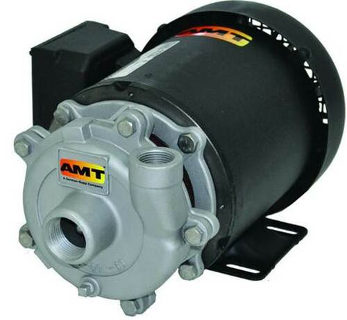 AMT/Gorman Rupp Cast Iron Centrifugal Self Priming Sprinkler Booster Pumps - G - 3 - 230/460 - 3 PH - 57 - 1 1/2 in.
