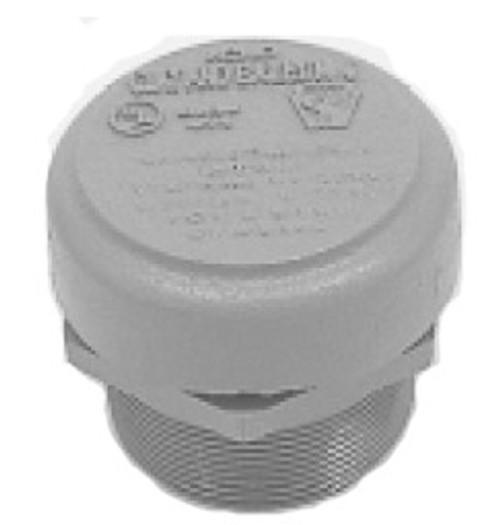 Clay & Bailey 365 Series UL Listed 3 in. Emergency Pressure Relief Vent - 8 oz/sq inch - 46,983 SCFH