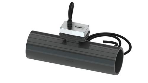 GPI TM Series 3 in. Sch 80 Spigot PVC Turbine Pulser
