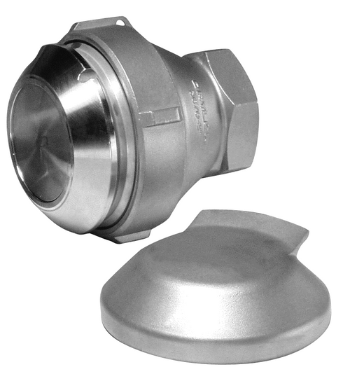 OPW 1 in. DryLok Adaptor Repair Kit w/ PTFE-Viton Seals