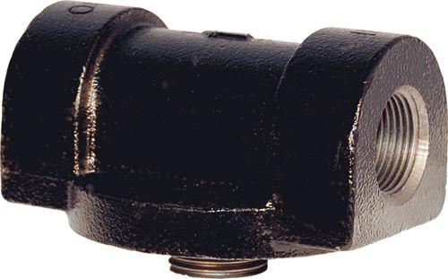 Cim-Tek 50003 3/4 in. NPT Cast Iron Adaptor for 200E 250E 260 & 300 Series Filters