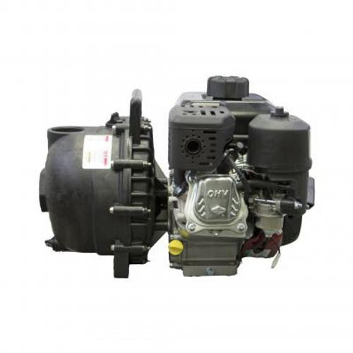 Banjo 2 in. Polypropylene Self-Priming Centrifugal Pump - 3 HP, 140 GPM