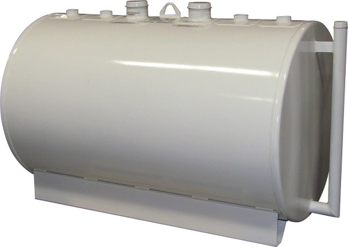 JME Tanks 1,000 Gallon 10 Gauge Double Wall UL142 Skid Tank
