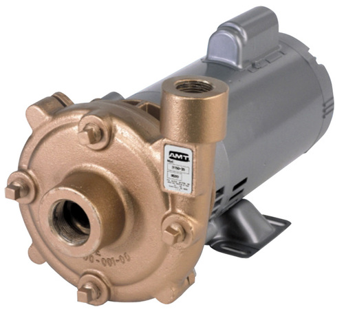 AMT 489C97 Cast Bronze High Head Straight Centrifugal Pump
