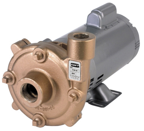 AMT 489D97 Cast Bronze High Head Straight Centrifugal Pump