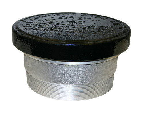 Morrison 244 Series 4 in. Male Threaded Emergency Vent - 8 oz/sq inch