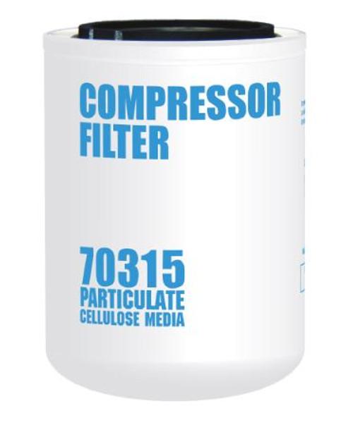 Cim-Tek 70315 Replacement Compressor Spin-On Filter - Cellulose