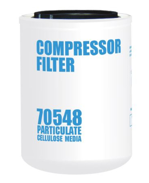 Cim-Tek 70548 Replacement Compressor Spin-On Filter - Cellulose
