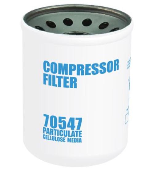 Cim-Tek 70547 Replacement Compressor Spin-On Filter - Cellulose