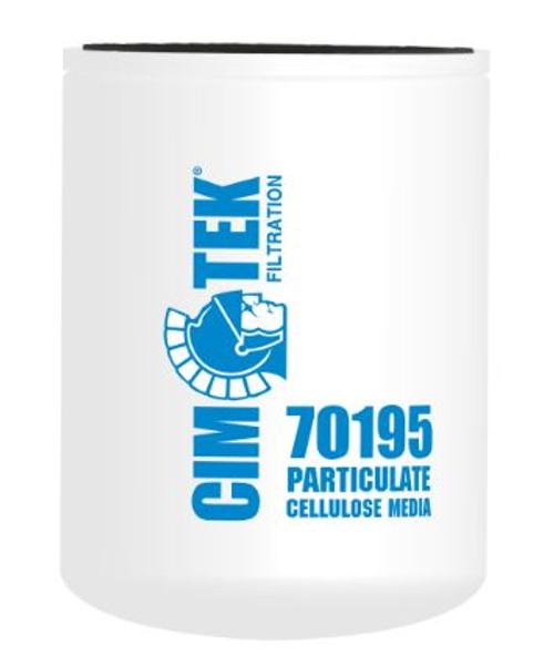 Cim-Tek 30 Series Spin-on Filters - Cellulose Resin-Impregnated Media - 70195