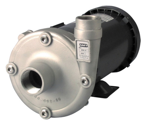 AMT 489C98 Stainless Steel High Head Straight Centrifugal Pump