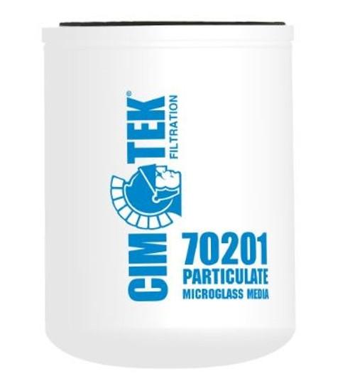 Cim-Tek 30 Series Spin-on Filters - High-Performance Microglass Media - 70201
