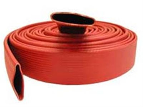 Dixon Powhatan 2 1/2 in. 500# Uncoupled Nitrile Covered Fire Hose