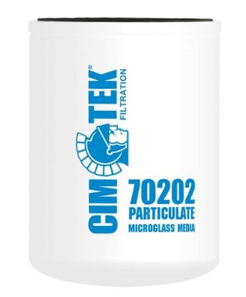 Cim-Tek 30 Series Spin-on Filters - High-Performance Microglass Media - 70202