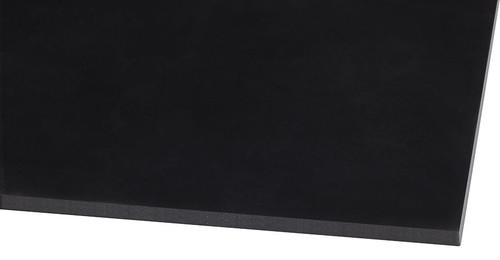 Kuriyama EPDM 60 Duro Rubber Sheet Roll - 3/16 in. x 36 in. x 36 ft.